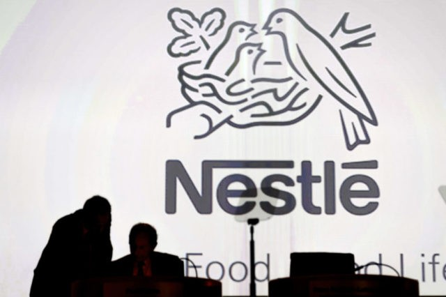 Nestle takes over sales of Starbucks in the grocery aisle