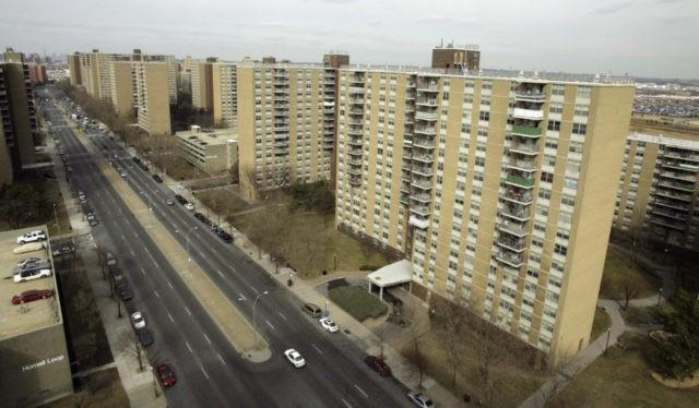 AP A NY USA Starrett City