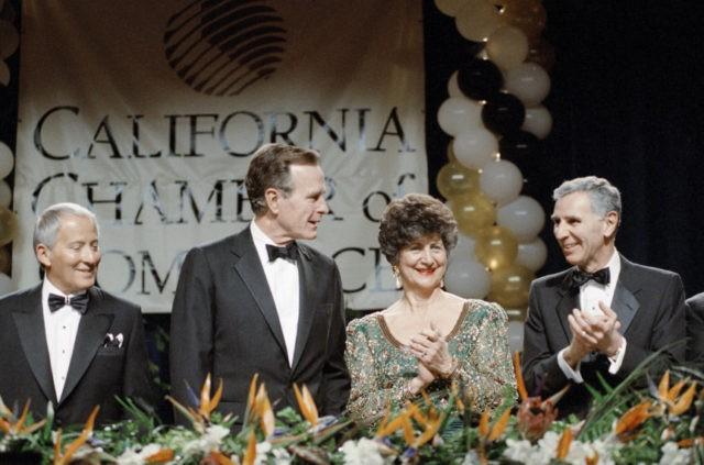 George Deukmejian, ex-governor of California, dies