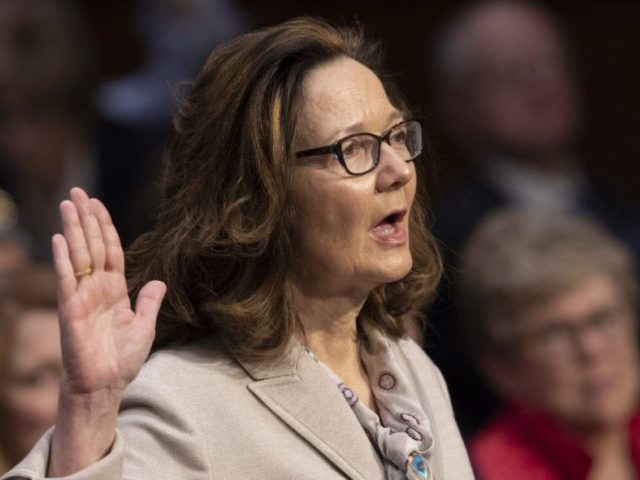 Senate Confirms Gina Haspel, Becomes First Woman to Serve as CIA Director