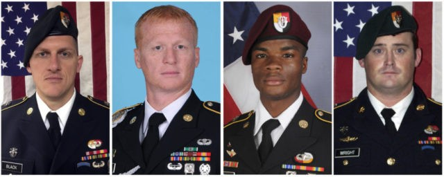 Pentagon to unveil probe into Niger ambush that killed 4