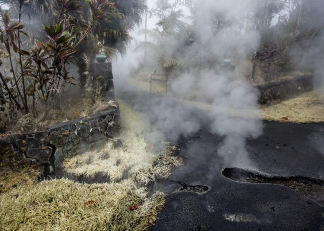 Geologists: Explosive event possible at Hawaii volcano