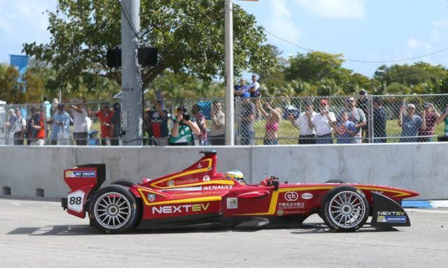 Miami gives early go-ahead for Formula One grand prix