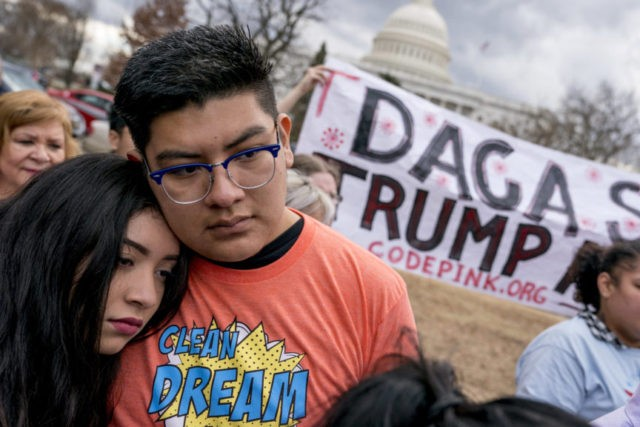 Texas suit could speed DACA's path to Supreme Court