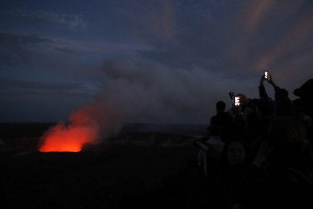 Scientists: Explosive eruption risk rises for Hawaii volcano