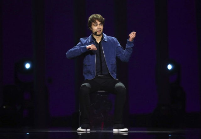Eurovision Song Contest gets its lineup for Grand Final