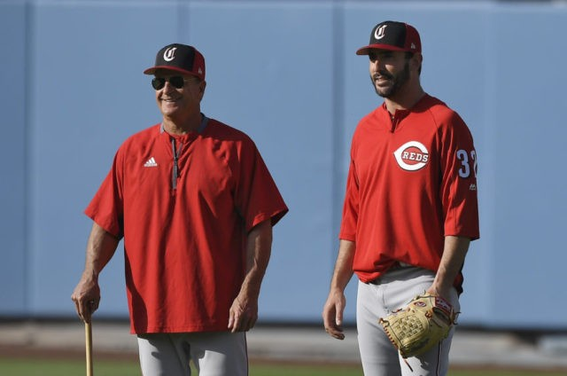 Jim Riggleman, Matt Harvey