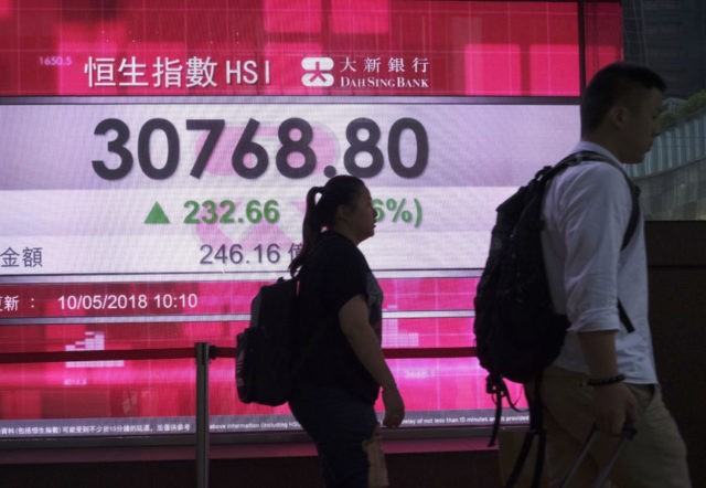 Global markets track Wall Street gains, oil prices advance