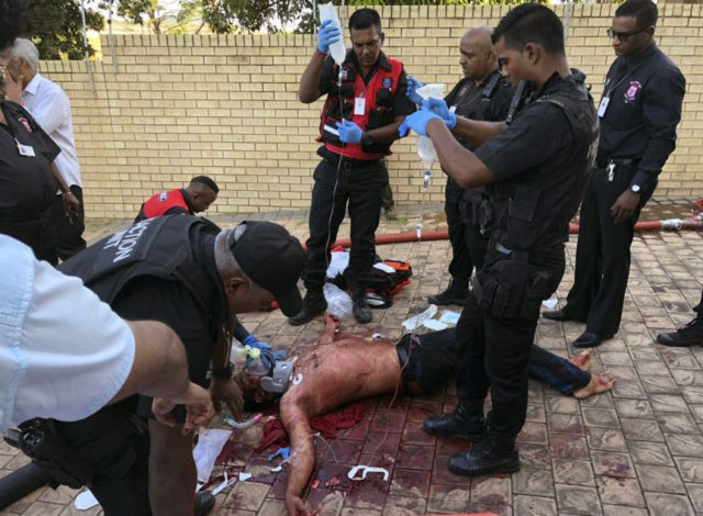 South Africa probes extremism element in mosque attack