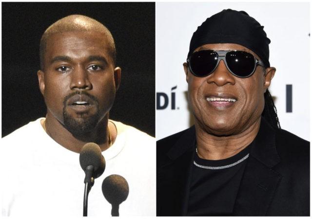 Stevie Wonder says Kanye slavery comments are 'foolishness'