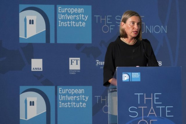 Europe isn't US 'vassal,' wants to uphold Iran nuclear deal