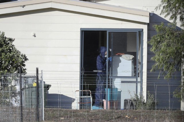 Family of 7 dead with gunshot wounds in rural Australia