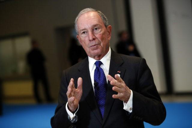 Bloomberg warns of 'epidemic of dishonesty'