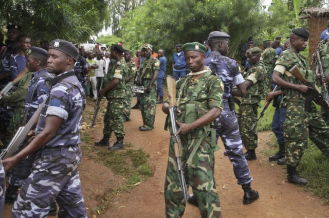 26 people killed in Burundi 'terrorist' attack: Official