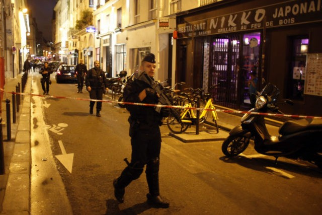 Officials: Paris attacker born in Chechnya; parents detained