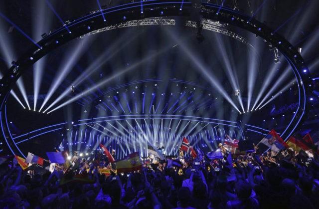 The Latest: Portuguese fado music kicks off Eurovision final