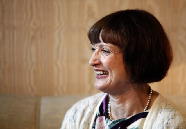 British ex-culture secretary Tessa Jowell dies at 70