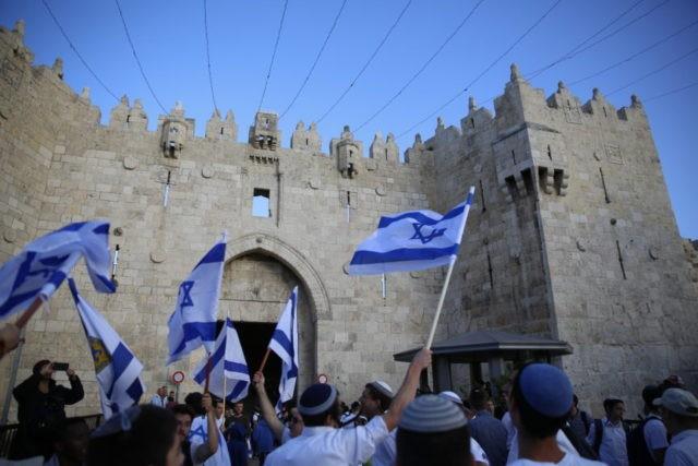 Israel kicks off US Embassy celebration, boosts border force