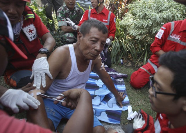 Suicide bombers hit Indonesian churches; 11 dead, 41 hurt