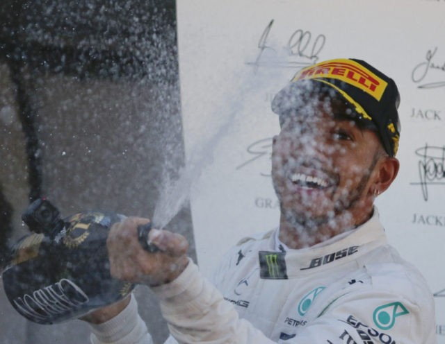 Hamilton cruises to victory in Spanish GP; Vettel 4th
