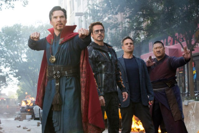 'Avengers' overpowers 'Breaking In,' 'Life of the Party'