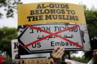Israel prepares for opening of US Embassy in Jerusalem