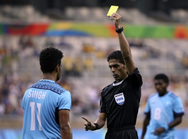 Referee selected for World Cup investigated in Saudi Arabia