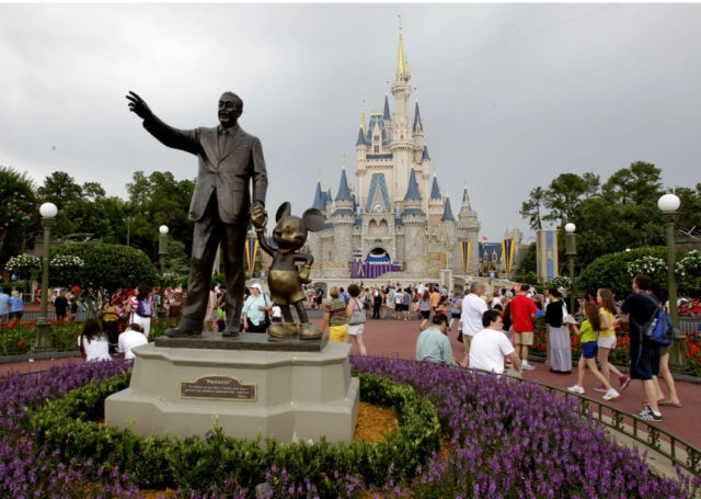 Man charged with threatening mass shooting at Disney World
