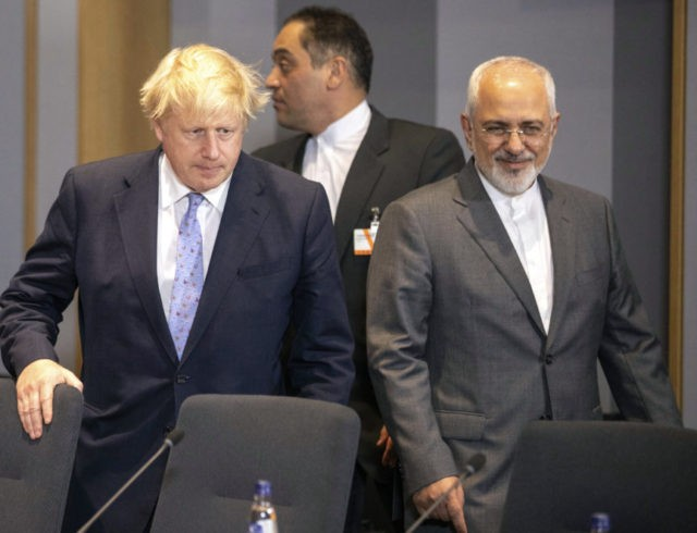 The Latest Europe Iran diplomats plan to save nuclear deal