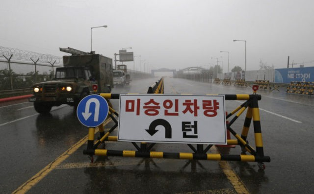 The Latest: South Korea says military drills will go on