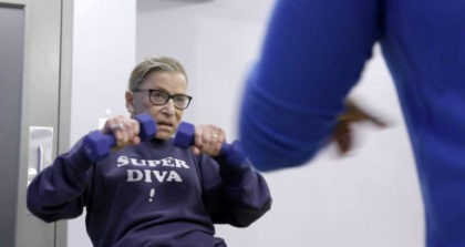 Ruth Bader Ginsburg documentary 'RBG' has box office muscle