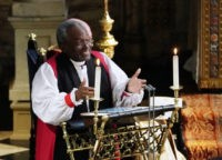 Episcopal bishop Curry gives royal wedding an American flair