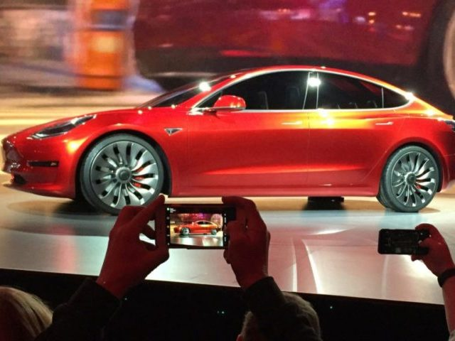 Elon Vows Upgraded Tesla Model 3 Brakes