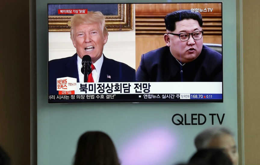 Donald Trump: Meeting with Kim Jong-Un 'May Not Work Out'