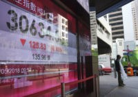 World stocks mixed as NKorea's restraint eases concerns