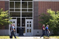 Police: Male student behind Indiana middle school shooting