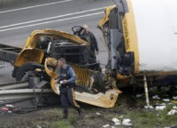 Driver in fatal New Jersey school bus crash appears in court