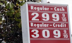 Gas prices could be testing a psychological tipping point
