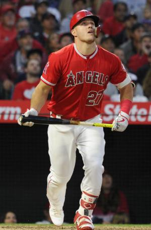Angels' Mike Trout breaks Statcast with '524-foot' homer vs. Orioles