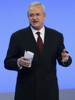 DoJ indicts Volkswagen ex-CEO Winterkorn for emissions scandal