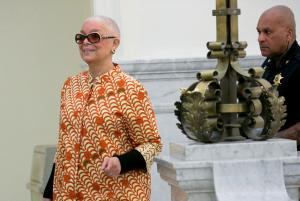 Camille Cosby: America must not be destroyed by 'vicious evilness'