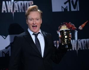 Conan O'Brien's TBS talk show changing to half-hour format
