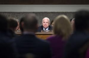 McCain memoir: 'I don't know how much longer I'll be here'