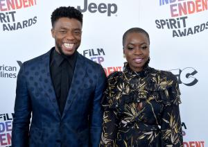'Black Panther' leads MTV Movie & TV Award nominations