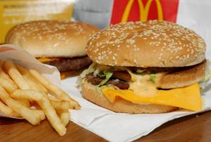 Wisconsin man eats 30,000th Big Mac