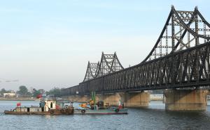 Chinese city pins hope on North Korea trade