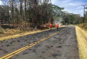 Hawaii issues new evacuations as two more volcanic vents open