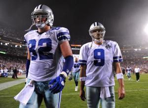 Tony Romo pens lengthy tribute to Cowboys' Jason Witten