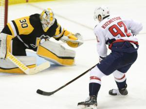 Stanley Cup Playoffs: Capitals eliminate Penguins in OT