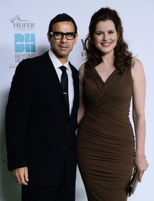 Geena Davis' husband files for divorce after 16 years of marriage
